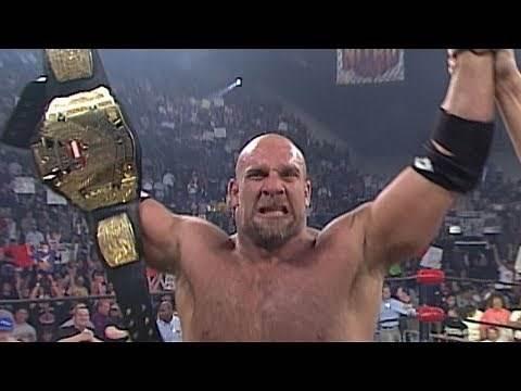 Raven vs. Goldberg - United States Championship Match: Nitro, April 20, 1998