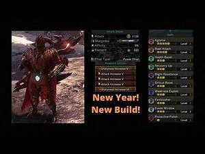 Monster Hunter World: Iceborne- Crazy Safi Switch Axe Build! In Depth Armor Build and Gameplay!