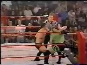 Crash Holly vs Austin Aries