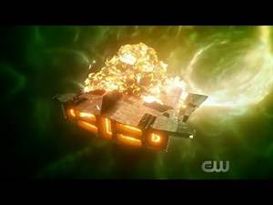 Legends and Waverider Blow Up | Legends of Tomorrow 3x11 | Here I Go Again