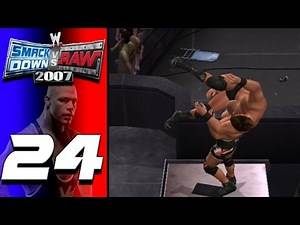 WWE Smackdown Vs Raw 2007 #24 - Survivor Series
