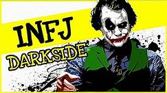 10 MANIFESTATIONS Of The INFJ DARKSIDE   The Rarest Personality Type