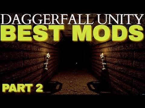Daggerfall Unity BEST MODS part 2