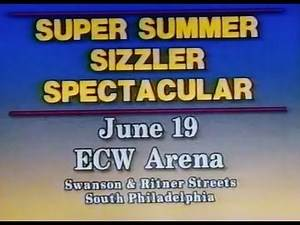 Extreme Retro Review #13: ECW Super Summer Sizzler Spectacular 06/19/93
