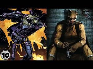 Top 10 Most Powerful DC Comics Street Level Heroes