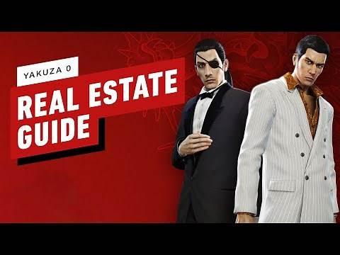 Yakuza 0 - Real Estate Royale Guide