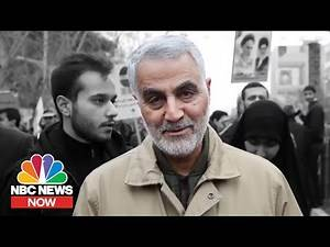 U.S. Kills Top Iranian General, Iran Vows Revenge | NBC News NOW