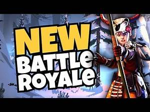 TOP 5 NEW Battle Royale Games Coming in 2018! (Battlegrounds Games)