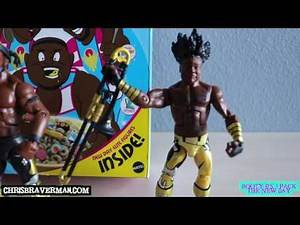 Booty O's - New Day - WWE 3 Pack : Unboxing & Review