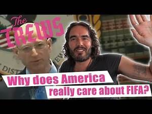 Why Does America Really Care About FIFA? Russell Brand The Trews (E333)
