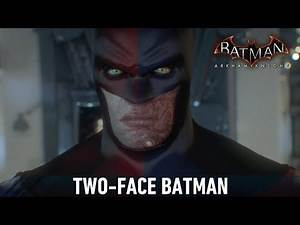 SKIN; Batman; Arkham Knight; Two Face Batman