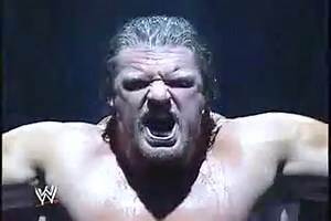 Vengeance 2004 - Triple H vs Chris Benoit part 1