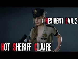 Resident Evil 2 Remake PC | Claire Sheriff Mod