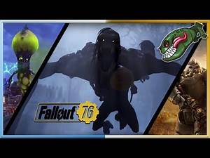 Fallout 76| Wastlanders Trailer 1 Reaction, Floaters, Colossus, Plasma Caster (Fallout 76 DLC)