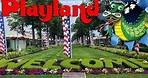 Playland Park in Rye, New York Overview