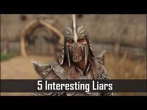 Skyrim: 5 More Interesting Liars You May Have Missed in The Elder Scrolls 5: Skyrim
