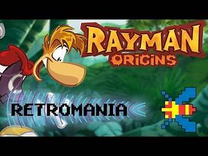Rayman Origins, Part 1 - Retromania