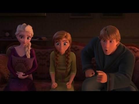 Frozen 2 - Charades Scene