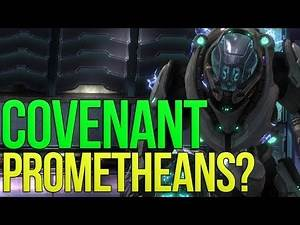 Halo 5 - Covenant & Prometheans Return?