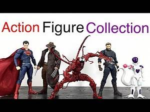 My Action Figure Toy Collection Action Figure Toy Display Update Video #18