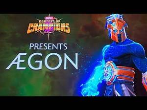 Aegon Announcement & Design Panel - New Marvel Character - New York Comic Con 2018