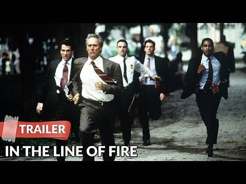 In the Line of Fire 1993 Trailer HD | Clint Eastwood | John Malkovich