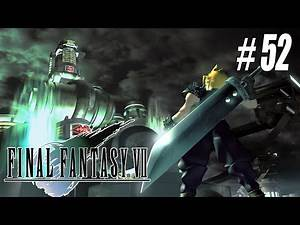 Let's Play Final Fantasy VII Ep. 52 - Emerald Weapon