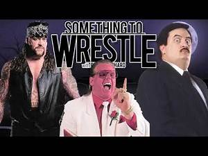 Bruce Prichard shoots on The Undertaker Burying Paul Bearer