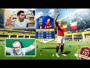 OMG TOTS NAINGGOLAN IN A PACK - 3 AMAZING TOTS WALKOUTS IN 1 PACK - BEST FIFA 17 PACK OPENING