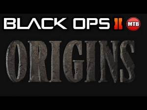 """Black Ops 2 """"ORIGINS"""" Zombies Map Pack 4 Trailer! - Call Of Duty NEW Robot! - (COD BO2 DLC 4 TEASER)"""