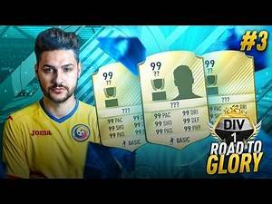 FIFA 17 ROAD TO GLORY #3 - MOST OVERPOWERED CHEAP ATTACK IN FIFA 17 ULTIMATE TEAM