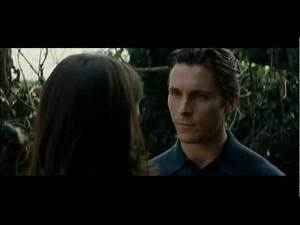 "Rachel Dawes and Bruce Wayne- ""Run"""