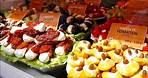 Naschmarkt Wien - Daily Market Vienna - Österreich / Austria