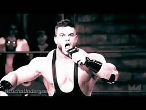Lucha Underground Cage The F* Machine Workout Routine