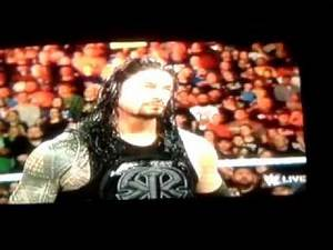 WWE raw Roman reins ALMOST gets fired