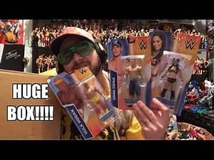 AMAZE-BALLS UNBOXING! WWE Series 48! RSC Ring Ropes! HUGE Wrestling Figures HAUL!