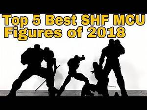 Top 5 BEST SH Figuarts MCU Action Figures of 2018