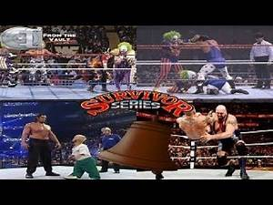 From The Vault BONUS: Survivor Series Worst Matches(1987-2017)