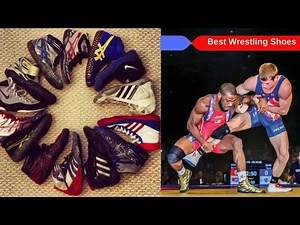 Best Wrestling Shoes on the Market 2020