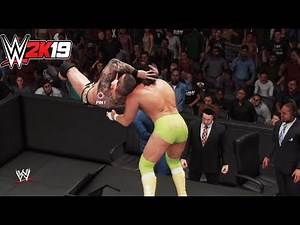 Randy Orton ( The Legend Killer) vs Randy Savage- One One One Match-Dream Match -WWE-2K19- Gameplay