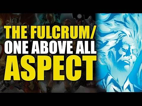 Marvel Comics: The Fulcrum/One Above All Aspect | Comics Explained