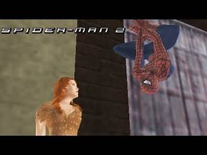 SPIDER MAN 2 (2004) Ending