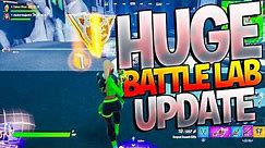 HUGE Battle Lab Update! Bosses And Henchmen Are Now In Battle Lab!