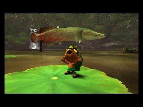 The Legend of Zelda: Majora's Mask 3D - Swamp Fishing Hole Guide