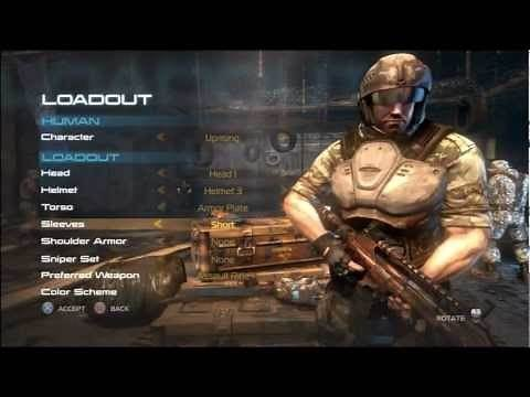 InVersion: Multiplayer Online Character Customization Trophies & Challenges -HD-