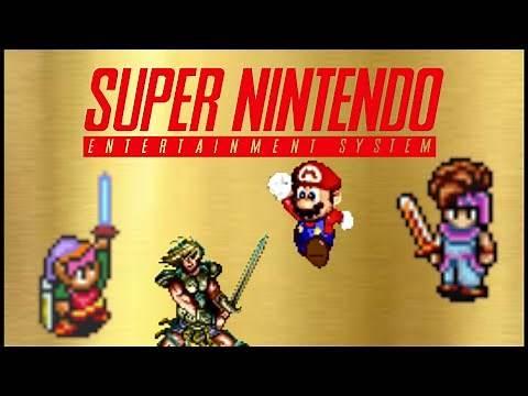 Top 30 best SNES RPG & Action adventure games