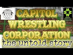 WWWF Capitol Wrestling Corp. | The Untold Story | Wrestling Territories Documentary 7/50