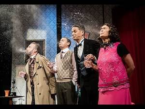 The Play That Goes Wrong - TRAILER ★★★★★