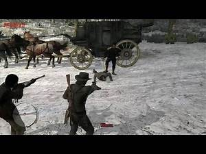 An Appointed Time (Gold Medal) - Mission #41 - Red Dead Redemption