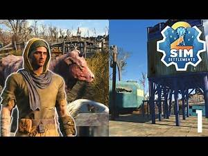 Sim Settlements 2 | Part One | Fallout 4 Mods XBOX ONE (2020)
